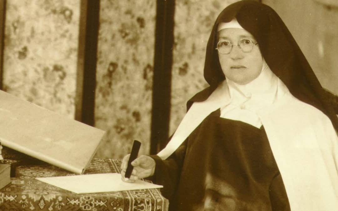 Mother Luisita's Letter: To Read During Times of Discouragement and Depression