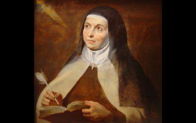 Novena to St Teresa